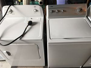 Kenmore Washer/Roper Electric Dryer for Sale in Round Rock, TX