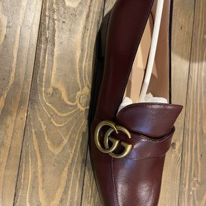Brand New Gucci Marmont Loafers Size 37M for Sale in Long Beach, CA