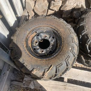 Polaris PXT Anti Flat Tires And Wheels for Sale in San Angelo, TX