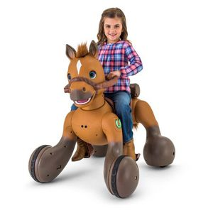Rideamals Scout Pony Interactive Ride On Toy by Kid Trax for Sale in Atlanta, GA