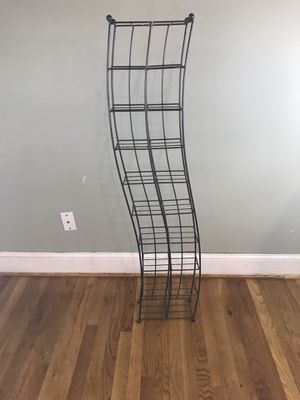Metal Rack for Sale in Wake Forest, NC