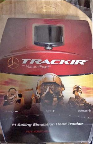 Trackir head tracker for Sale in Jetersville, VA