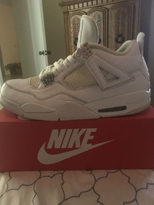 Air Jordan Retro 4 Pure Money Size 12 for Sale in Miami, FL