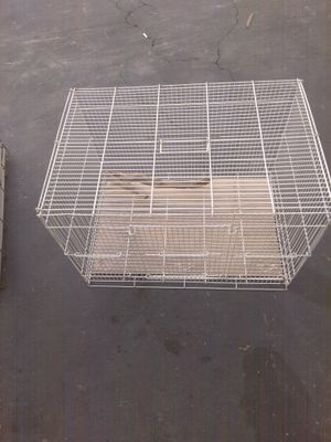 White Bird Cage for Sale in Sunnyvale, CA