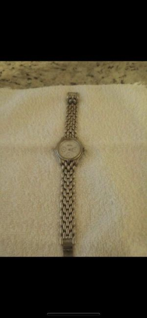 Perry Ellis America mens watch silvertone for Sale in Port St. Lucie, FL
