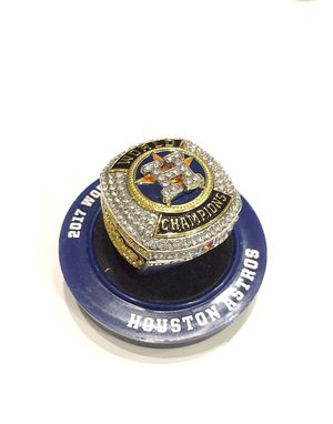 Houston Astros Championship Ring for Sale in Houston, TX