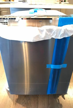 BRAND NEW GE Stainless Steel Dishwasher with hidden controls for Sale in Orland Park, IL