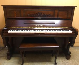 """52"""" height Young Chang model U-131 piano/ delivery include! for Sale in Gardena, CA"""