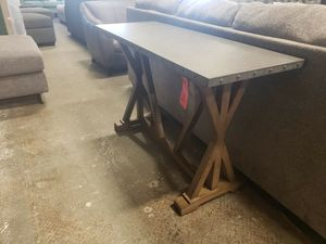 Brand new sofa table tax included for Sale in Hayward, CA