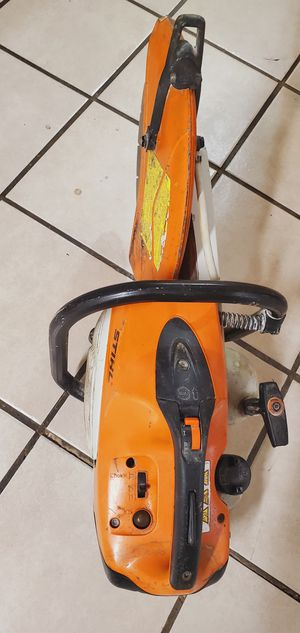 Stihl TS410 for Sale in Washington, DC