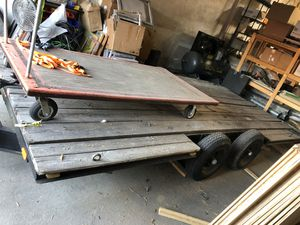 2 Axle Heavy - DutyTrailer for Sale- Great Condition for Sale in Atlanta, GA