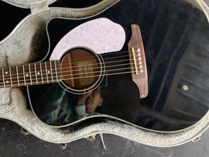 Fender Sanoran Acoustic Guitar like new for Sale in Milford Charter Township, MI