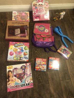 Girls unused toys for Sale in Las Vegas, NV