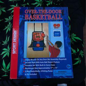 Over The Door Basketball Hoop for Sale in Cypress, CA