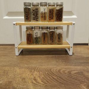 Spice Storage Shelf Cabinet Organizer for Sale in Fort Worth, TX