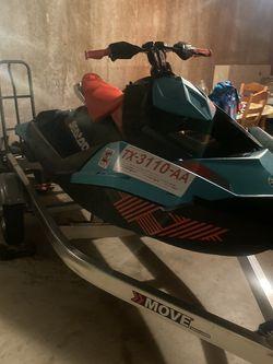2018 Seadoo Trixx for Sale in San Angelo,  TX