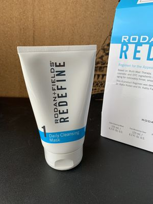 R & F Redefine Daily Cleansing Mask **only 1 left** for Sale in Fort Worth, TX