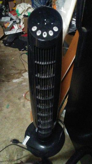 Tower fan for Sale in Tacoma, WA
