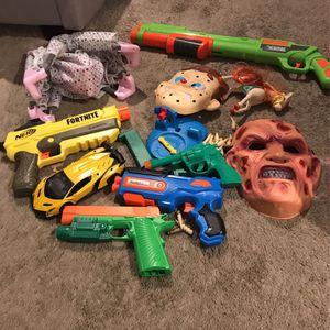 Random Toys for Sale in Riverside, CA