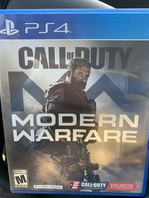 Call of Duty Modern Warfare ps4 for Sale in Cromwell, CT