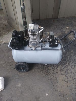 New Devilbviss Pro Air Air compressor for Sale in Newark, CA
