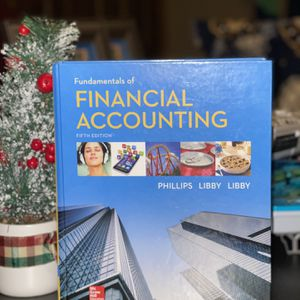 Fundamentals Of Financial Accounting Textbook for Sale in Gresham, OR