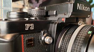 Nikon F3 Film Camera for Sale in Perris, CA
