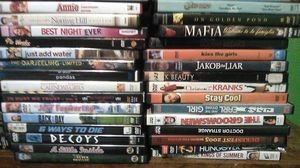 Lot of used dvds 2$ each for Sale in La Rose, IL