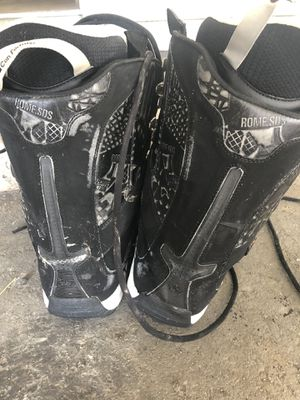 Rome SDS snowboarding boots for Sale in Bozeman, MT
