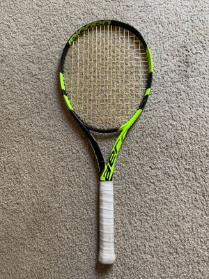Babolat pure aero tour 4-3/8 for Sale in Overland Park, KS