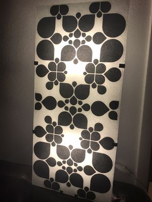 Two designer lamps for Sale in San Diego, CA