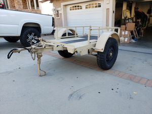 M416b1 flatbed military trailer for Sale in Romoland, CA