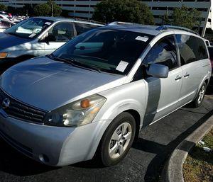 2009 Nissan Mini Van Great condition for Sale in Pembroke Pines, FL