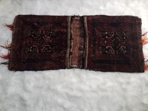 Turkish Handwoven Saddle Bag Blanket for Sale in Lynnwood, WA