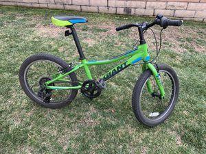"""Boys 20"""" 7-Speed Bike - Giant for Sale in Etiwanda, CA"""