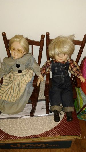 Antique dolls for Sale in Henrico, VA