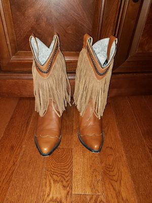 Ladies Sz 10 Smokey Mountain Boots for Sale in Jamestown, NC