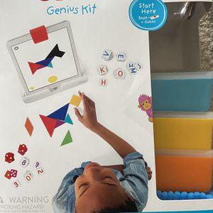 Osmo Creative Set & Genius Kit for Sale in Fuquay-Varina, NC