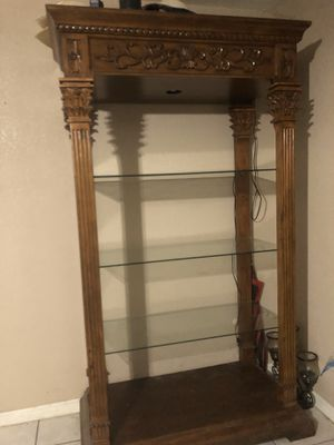 Show case for Sale in Houston, TX