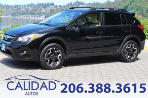 2013 Subaru XV Crosstrek for Sale in Burien, WA