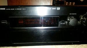Yamaha RX-V1 stereo av receiver for Sale in Houston, TX