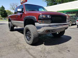 2000 Chevy Silverado z71 for Sale in Salt Lake City, UT