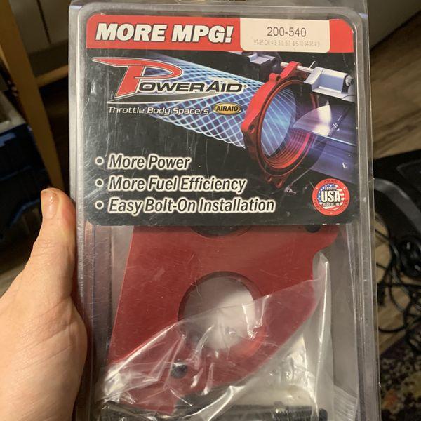 PowerAid Throttle Body Spacers
