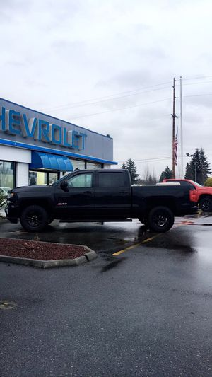 2018 Chevy LTZ Fully loaded mint condition serious inquiries only for Sale in Lake Stevens, WA