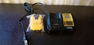 Charger, Battery, Dewalt for Sale in Auburn, WA