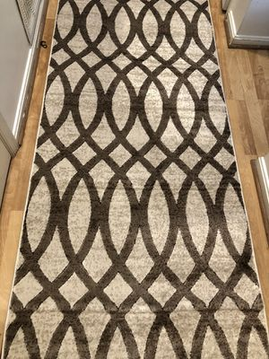 New carpet runner size 3x10 nice beige tan rug runners for Sale in Fairfax Station, VA