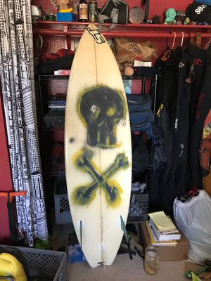 6'0 js surfboard for Sale in Wildomar, CA