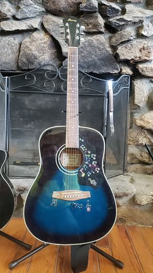 IVANEZ Acoustic guitar for Sale in Conyers, GA