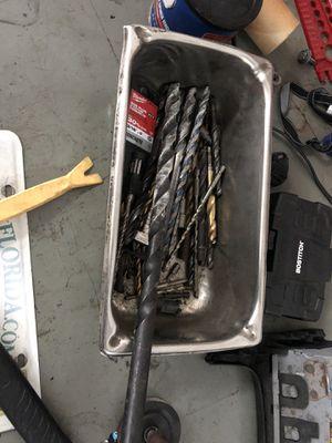 Drill bits for Sale in Medley, FL