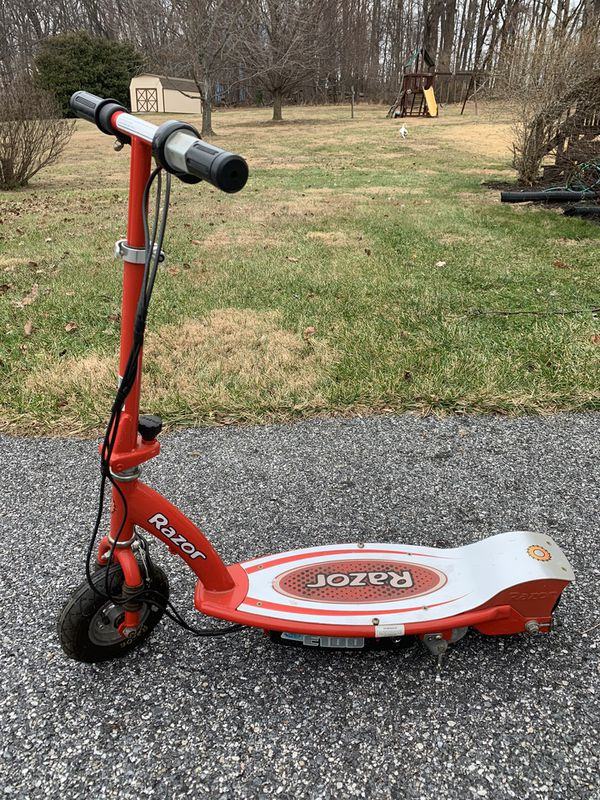 Razor Electric Scooter (Red)